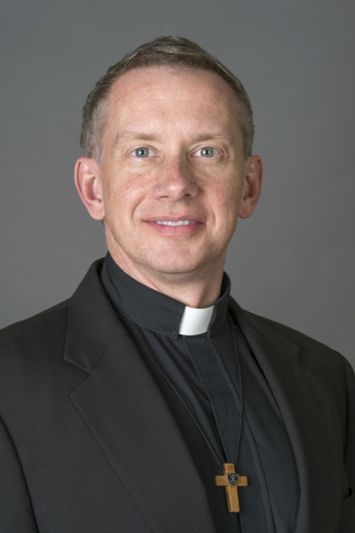 Rev. Kevin Sandberg, C.S.C., appointed acting director of Center for Social Concerns