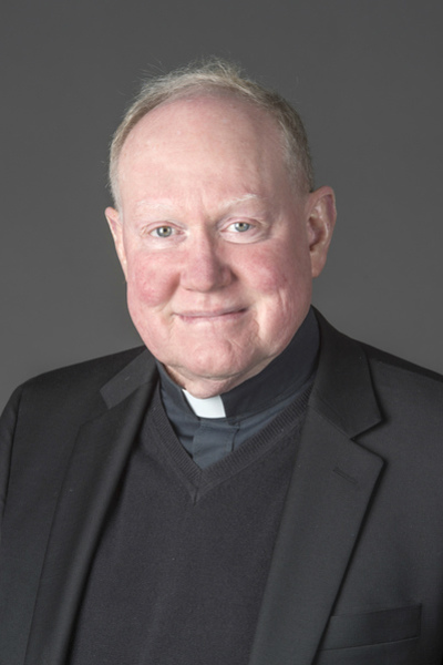 Father Tim Scully, C.S.C., and ACE Partner with the American Indian Catholic Schools Network