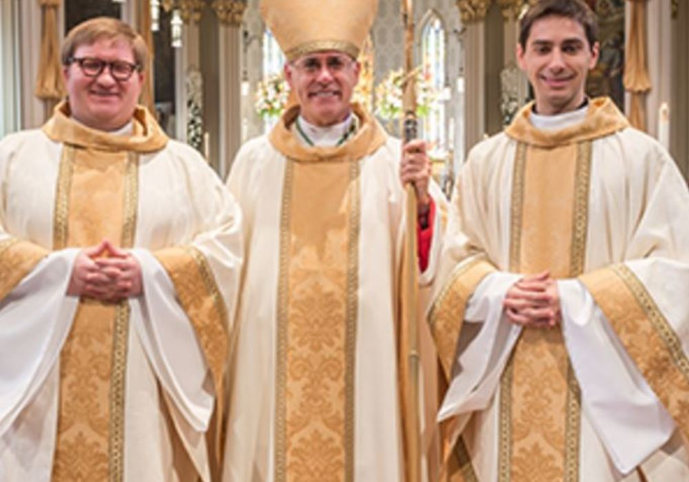 Rev. Matthew Hovde, C.S.C., Ordained a Priest