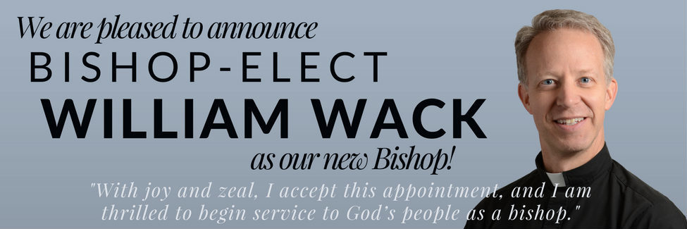 Notre Dame alum Rev. William A. Wack, C.S.C., elevated to bishop