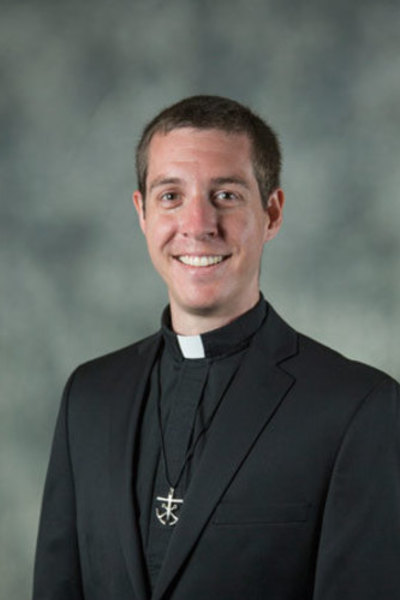 Alumnus Rev. Stephen Pepper, C.S.C., awarded prestigious Gates Cambridge Scholarship